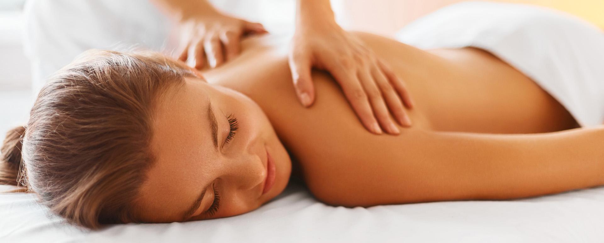 Beste Freunde Ehefrau Massage
